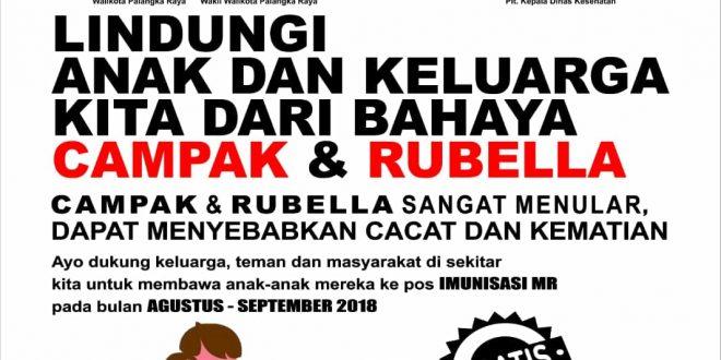 Sosialisasi Kampanye dan Introduksi Measles Rubella (MR)